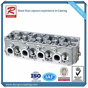 Cylinder Heads made by Gravity Die Casting