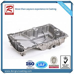 Die Cast Aluminum Oil Pan Housings for Trucks