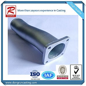 Permanent Mold Casting Aluminum Water Outlets and Inlets