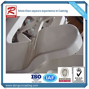 Medical Device parts by Aluminum Sand Casting