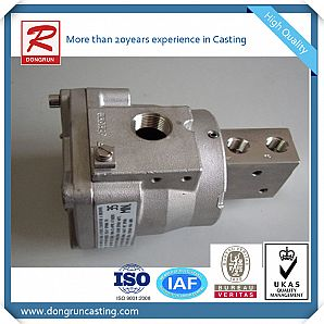 Permanent Mold Aluminum Casting Actuator Housing