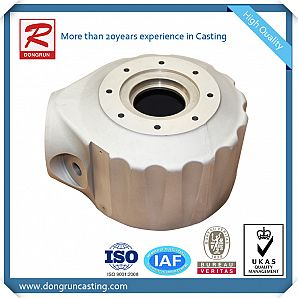 Permanent Mold casting Aluminum Bell Housings