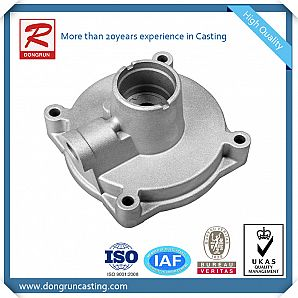 Cast Aluminum Petroleum Tank Truck Meter Housing with impregnated process