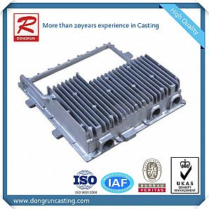 Pressure Die Casting for Led Heat Sinks