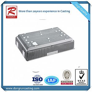 Die Cast Aluminum Electronic Housings