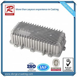 Aluminum High Pressure Die Cast for Amplifier Housings