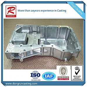 Cast Aluminum Transmission Pan