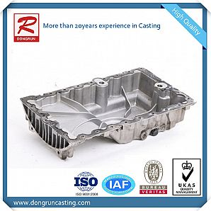 Aluminum Casting For Truck Gear Box Housing